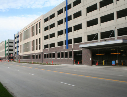 City Parking Deck I, II & III