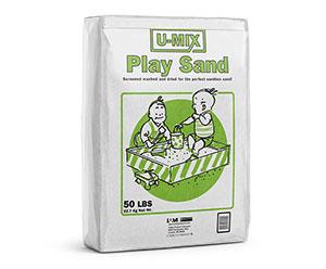 U-MIX PLAY SAND