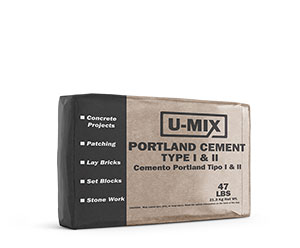 U-MIX PORTLAND CEMENT